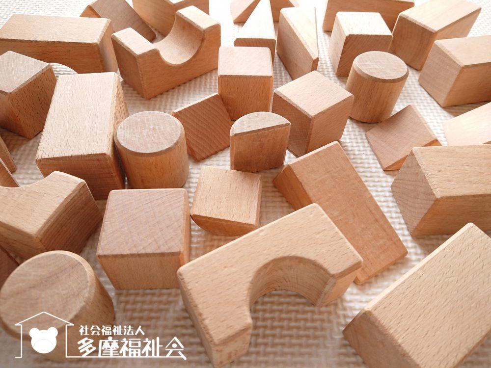 ♬砧保育園 らいおんさんの積み木遊び